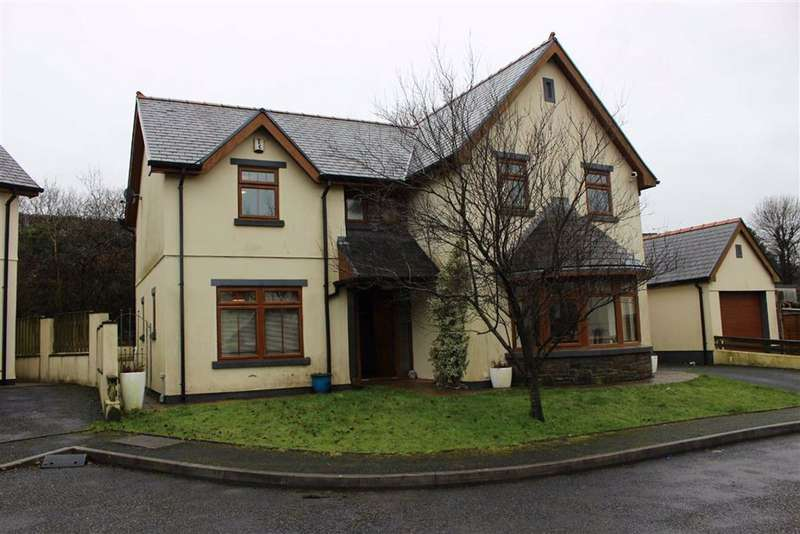 4 Bedrooms Detached House for sale in Anchor Court, Blue Anchor, Penclawdd