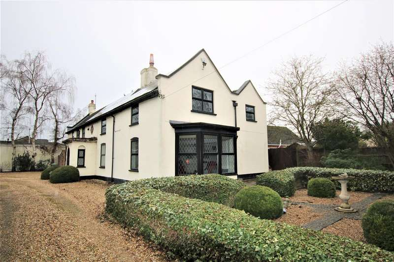 5 Bedrooms Detached House for sale in Skellingthorpe Road, Lincoln
