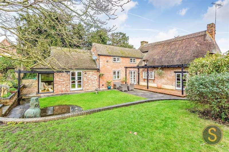 4 Bedrooms House for sale in Buckland, Aylesbury