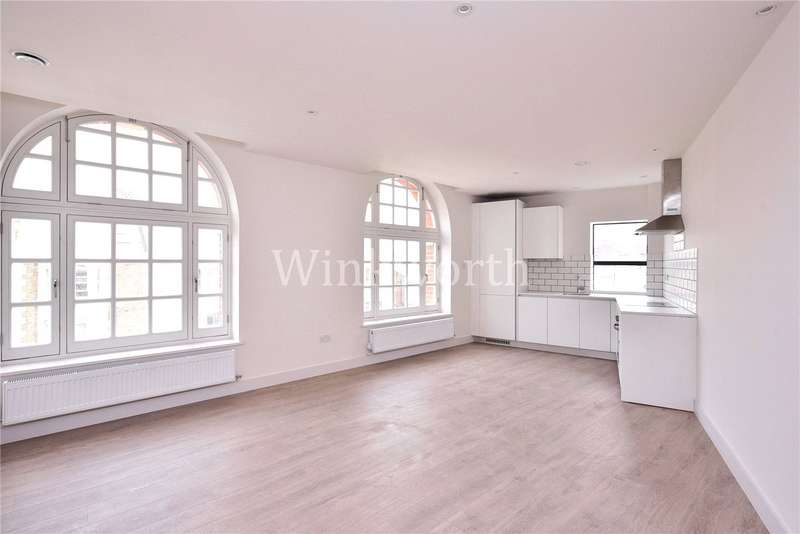2 Bedrooms Flat for rent in Cambridge House, 109 Mayes Road, London, N22