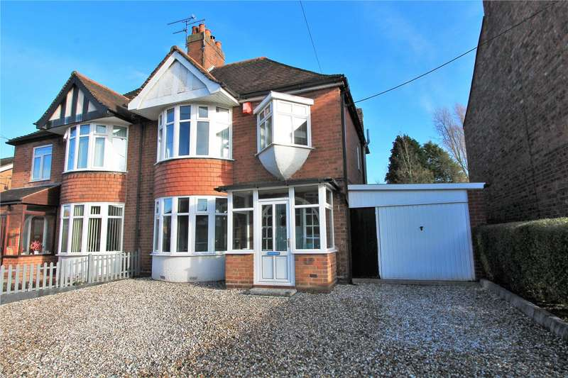 3 Bedrooms Semi Detached House for sale in Oakland Avenue, Haslington, Crewe, CW1