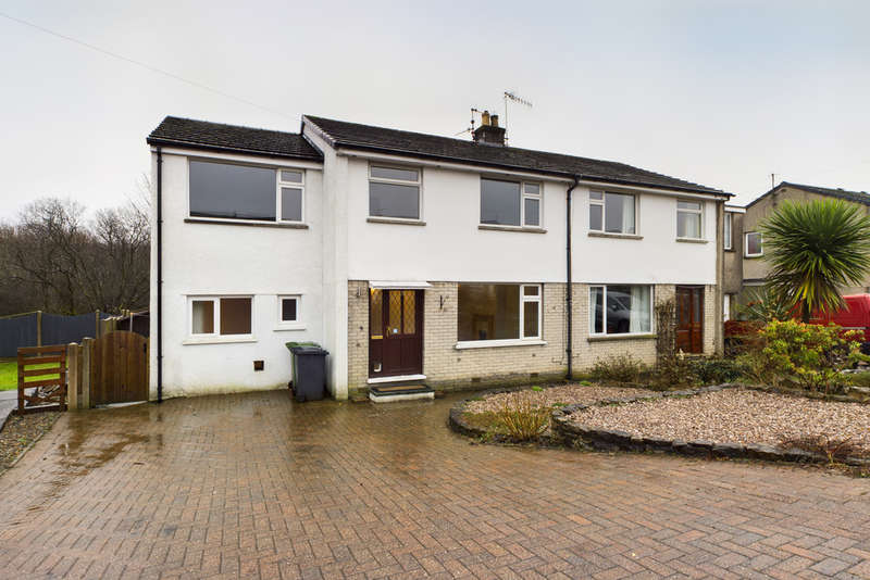 4 Bedrooms Semi Detached House for rent in Derwent Drive, Kendal