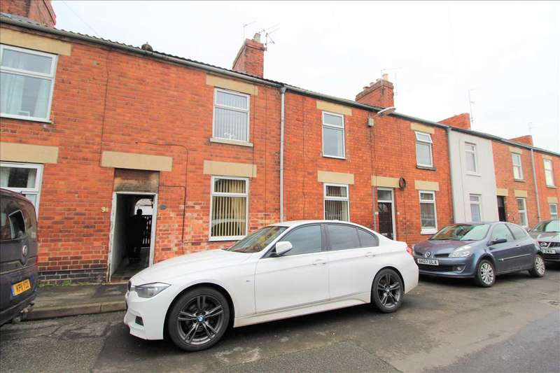 3 Bedrooms Terraced House for sale in New Street, Grantham