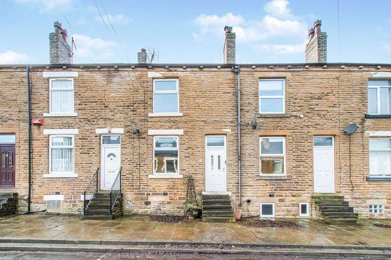 2 Bedrooms Terraced House for rent in Queen Street, East Ardsley, Wakefield, WF3