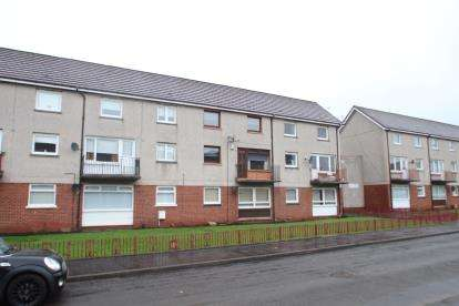 2 Bedrooms Maisonette Flat for sale in Oakbank Avenue, Wishaw