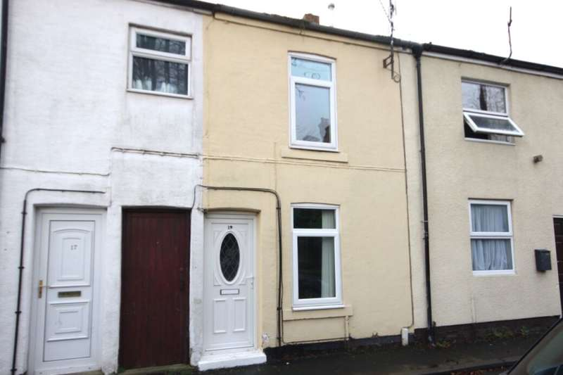 2 Bedrooms Terraced House for sale in Hewitts Buildings, Guisborough, TS14