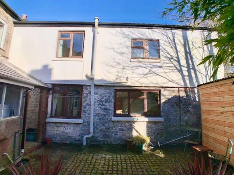 2 Bedrooms End Of Terrace House for sale in Plymouth Road, Buckfastleigh
