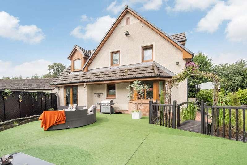 5 Bedrooms Detached House for sale in 9a Milton, Lesmahagow