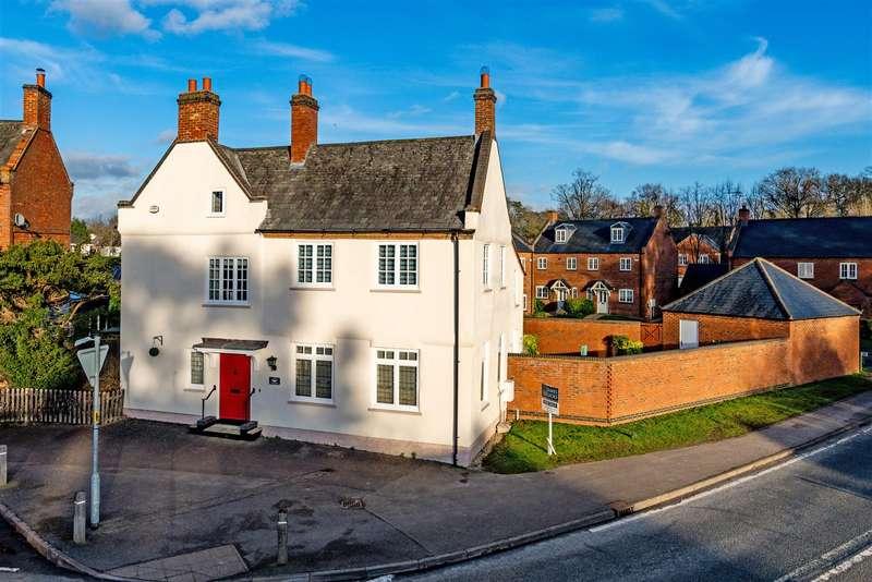 6 Bedrooms Property for sale in London Road, Great Glen