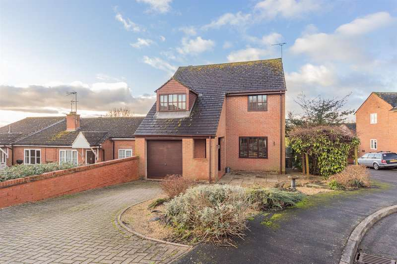 3 Bedrooms Detached House for sale in Hare Pie View, Hallaton, Market Harborough