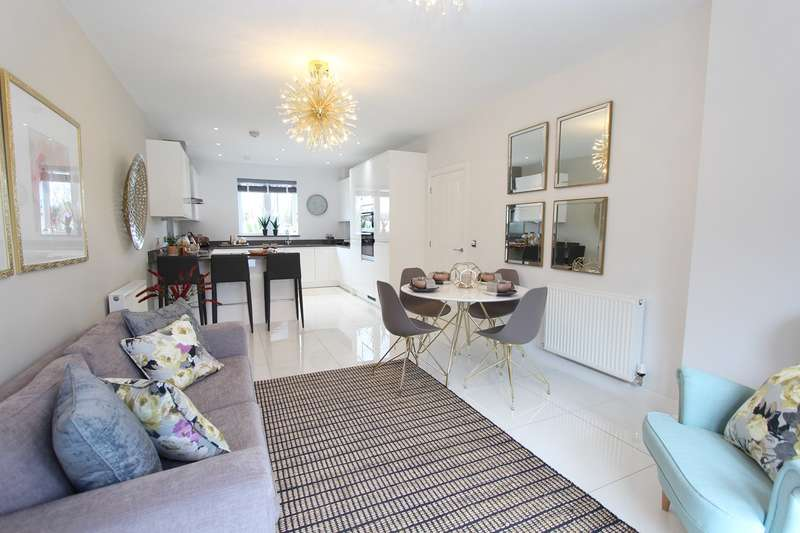 4 Bedrooms Detached House for sale in Detached Family Home, Wootton, Bedford, MK43