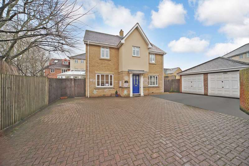 4 Bedrooms Detached House for sale in Pitstone