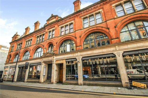 2 Bedrooms Apartment Flat for sale in Thomas Street, Manchester, Greater Manchester
