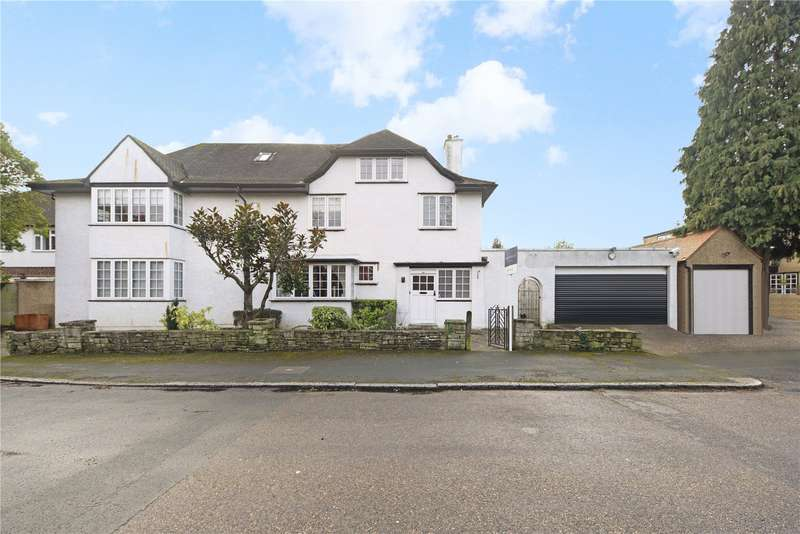 5 Bedrooms House for sale in Esher Avenue, Walton-on-Thames, Surrey, KT12