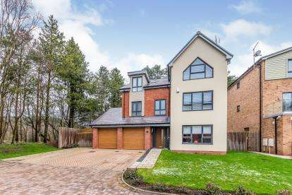 5 Bedrooms Detached House for sale in Fallow Park, Hednesford, Cannock, Staffordshire
