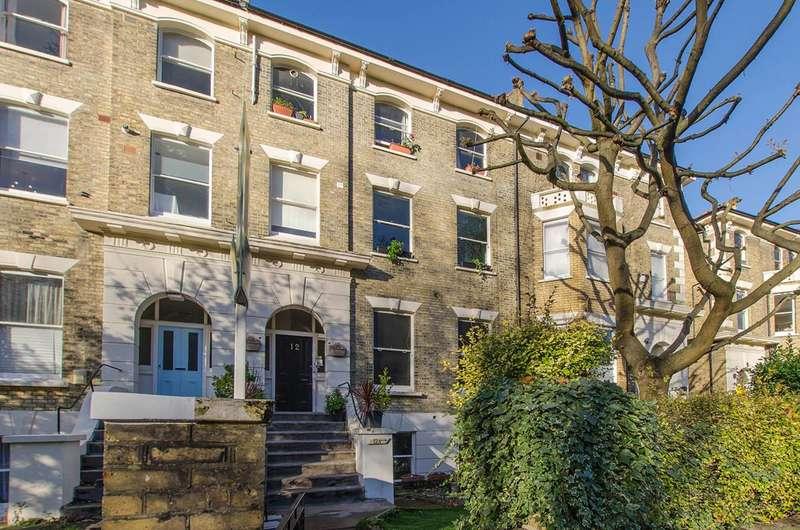1 Bedroom Maisonette Flat for sale in Breakspears Road, Brockley, SE4
