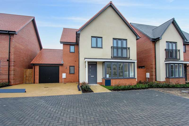 4 Bedrooms Detached House for sale in HOME OF THE MONTH, Wootton, Bedford, MK43