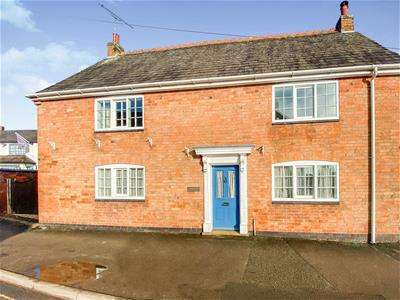 4 Bedrooms Property for sale in High Street, Kibworth Beauchamp, Leicester