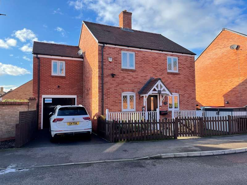 4 Bedrooms Detached House for sale in Falldor Way, Ampthill, Bedfordshire, MK45