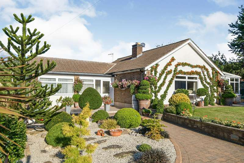 3 Bedrooms Detached Bungalow for sale in Glebe End, Canwick, Lincoln, Lincolnshire, LN4