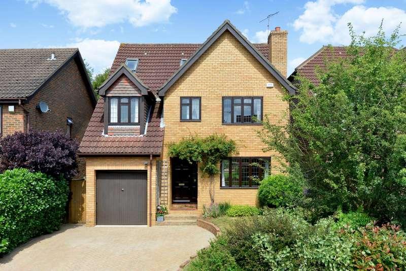 6 Bedrooms Detached House for sale in Pullman Lane, Godalming, Surrey, GU7