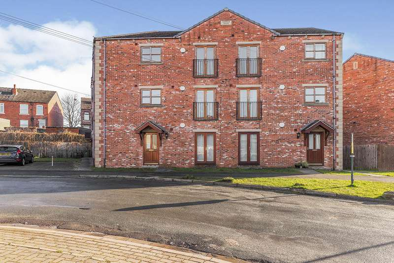 2 Bedrooms Apartment Flat for sale in Oakdale House, Beaumont Street, Stanley, West Yorkshire, WF3