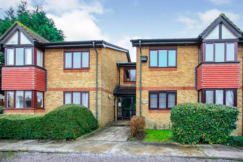 1 Bedroom Apartment Flat for sale in The Hideaway, College Road, Abbots Langley, WD5