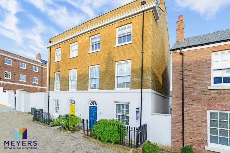 4 Bedrooms Property for sale in Liscombe Street, Poundbury, DT1