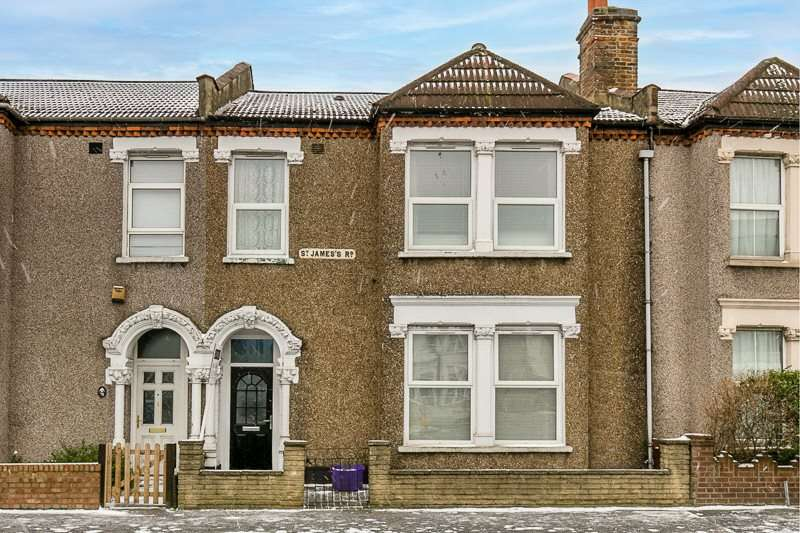 4 Bedrooms Terraced House for sale in St. James's Road, CROYDON, CR0