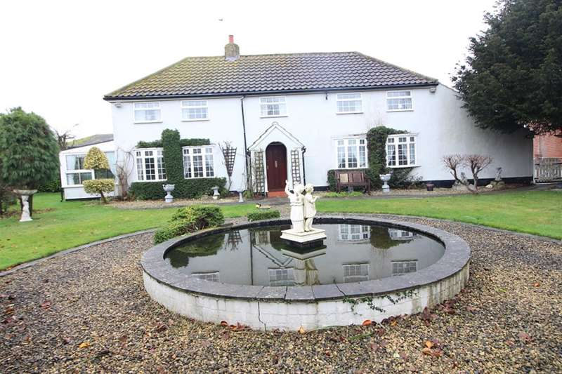 3 Bedrooms Detached House for sale in Eaton, Retford, DN22 0PS