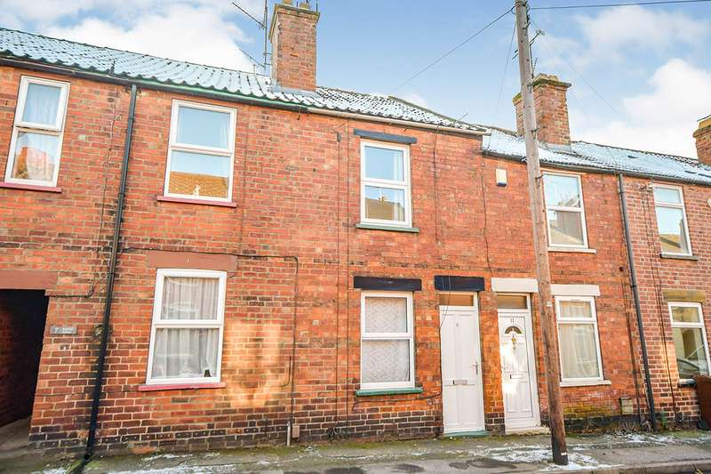2 Bedrooms House for sale in Saville Street, Lincoln, Lincolnshire, LN5