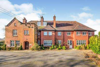 5 Bedrooms Detached House for sale in Butterton, Newcastle, Staffordshire