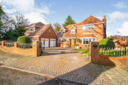 3 Bedrooms Detached House for sale in Liverpool Road, Ashton In Makerfield, Wigan, .