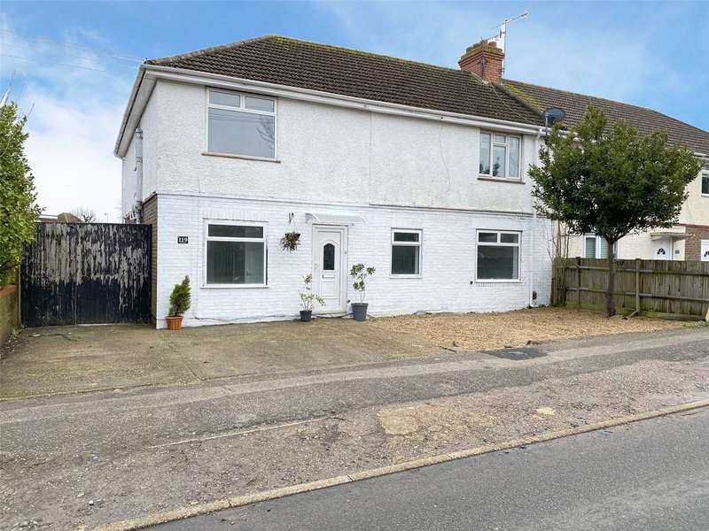 6 Bedrooms Semi Detached House for sale in Grinstead Lane, Lancing, West Sussex, BN15