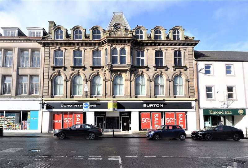 Commercial Property for sale in High Street, Hawick, Hawick, Scottish Borders, TD9