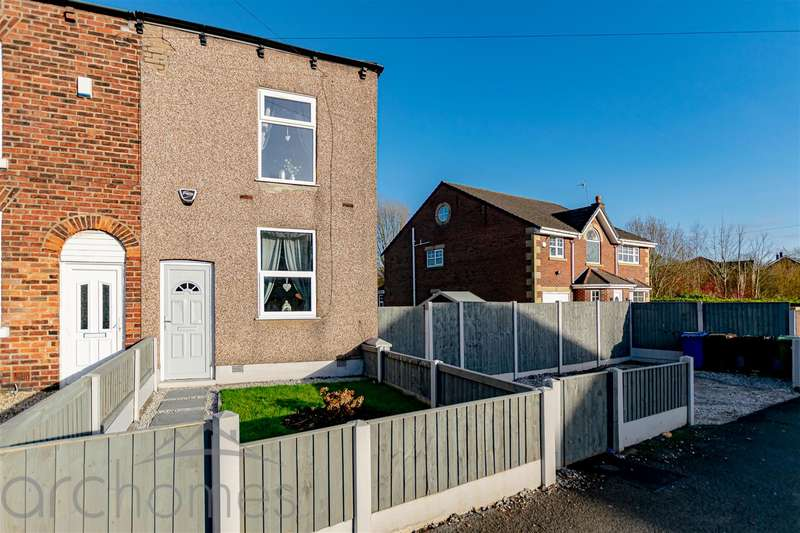 2 Bedrooms End Of Terrace House for sale in Westleigh Lane, Leigh