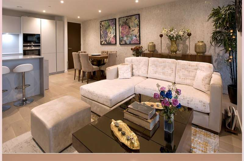 3 Bedrooms Flat for sale in Upper Richmond Road, Putney, SW15