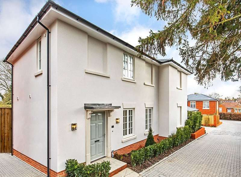 3 Bedrooms Detached House for sale in Appulby Gardens, Winchester, Hampshire, SO22