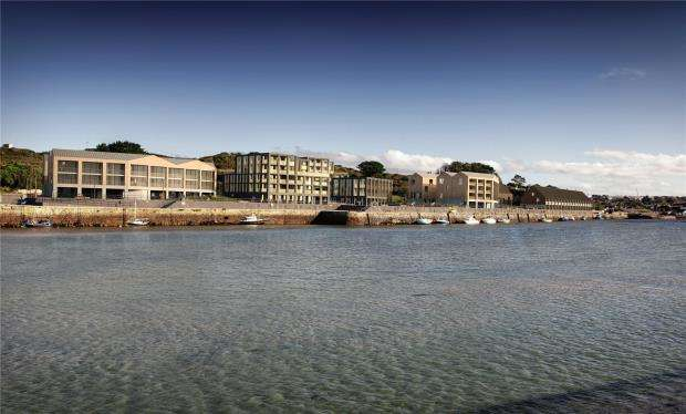 2 Bedrooms Apartment Flat for sale in North Quay, Hayle, Cornwall