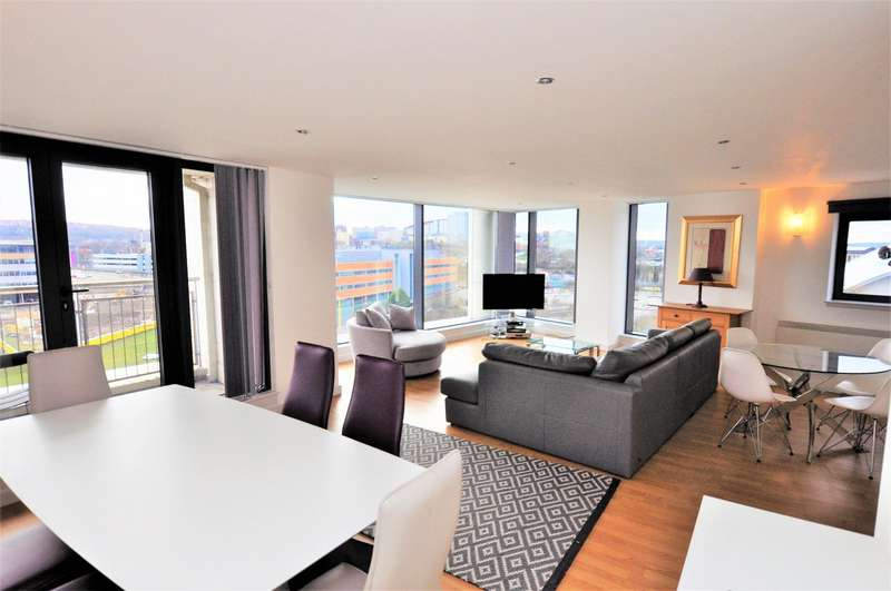 3 Bedrooms Apartment Flat for sale in Mill Road, Gateshead
