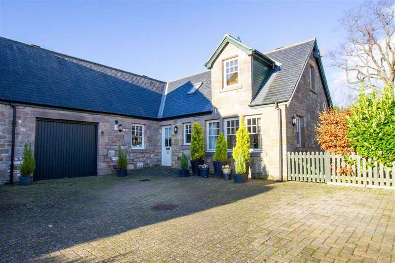 3 Bedrooms Link Detached House for sale in Chatton Mill Hill, Chatton, Alnwick, NE66