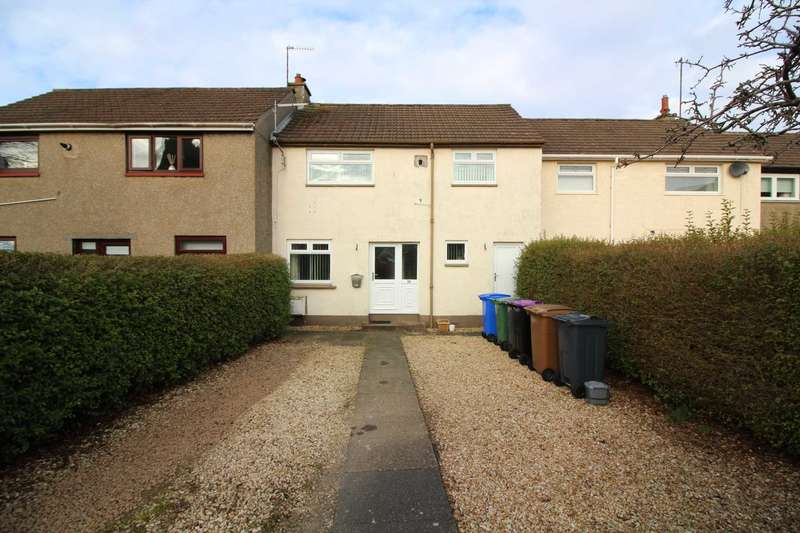 3 Bedrooms Terraced House for sale in Souter Place, Ayr