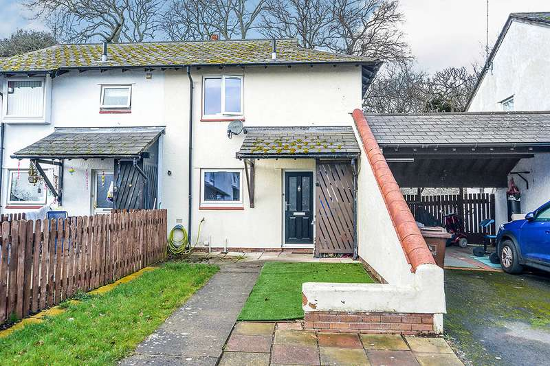 3 Bedrooms End Of Terrace House for sale in Pentre Mawr, Abergele, Conwy, LL22