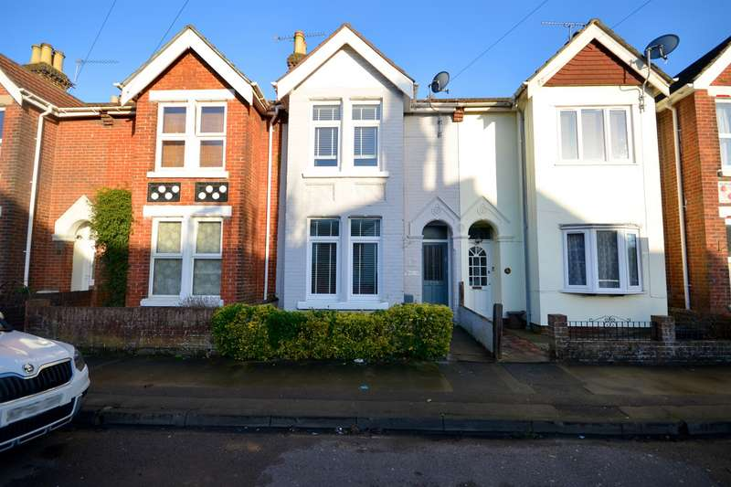 3 Bedrooms House for sale in Dutton Lane, Eastleigh, Eastleigh, SO50