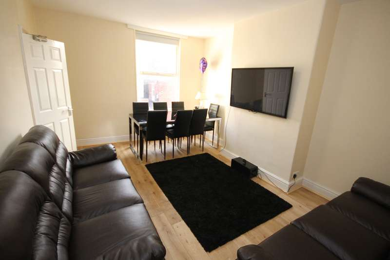 6 Bedrooms End Of Terrace House for rent in Archery Terrace,Woodhouse, Leeds, LS2 9AT