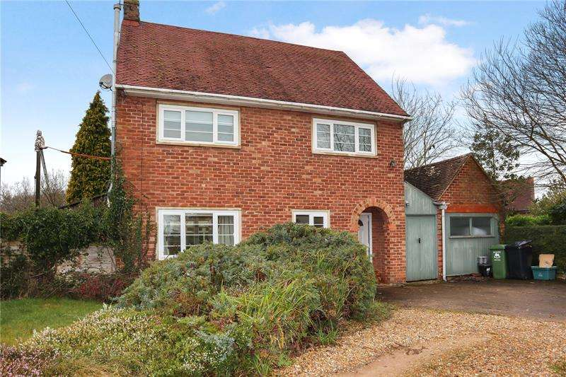 3 Bedrooms Detached House for sale in Culver Street, Newent, GL18
