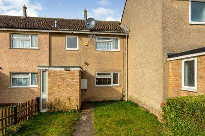 3 Bedrooms Terraced House for sale in Burnt Close, Luton, Bedfordshire