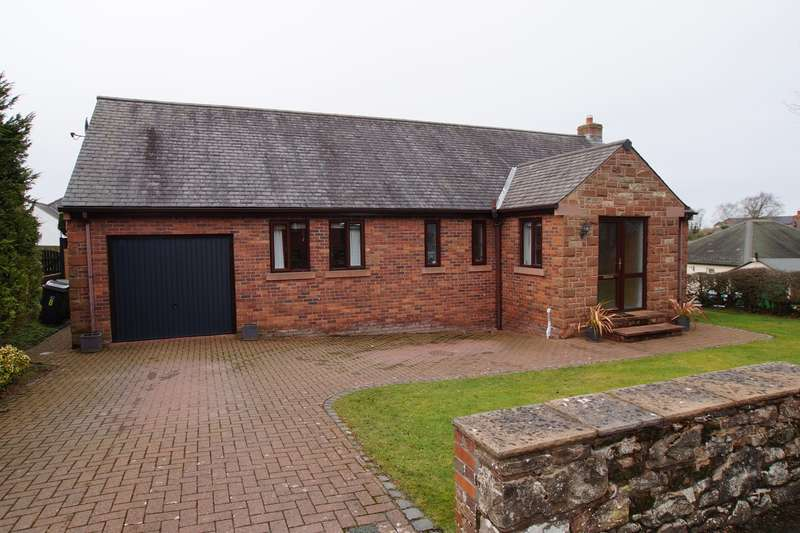 4 Bedrooms Detached Bungalow for sale in Chestnut Grove, Cumwhinton, Carlisle, CA4