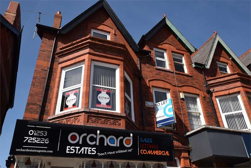 Commercial Property for rent in First & Second Floor, 50 Wood Street, St. Annes, Lancashire, FY8 1QG