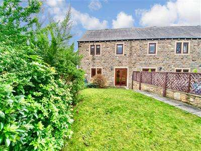 3 Bedrooms Barn Conversion Character Property for sale in Churchfield Gardens, Carlton, Barnsley